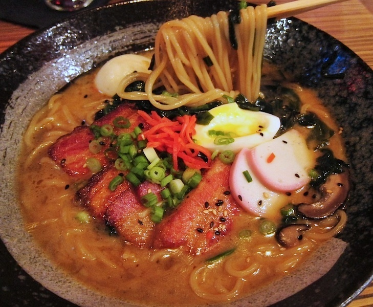 The Ramen Experiments at Soma Sushi (Houston, TX) by Gabriel Medina - Eating Our Words