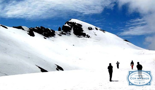 Roll down the ice capped slopes of Manali. #CoxandKings