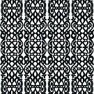heart pattern by Lozenga