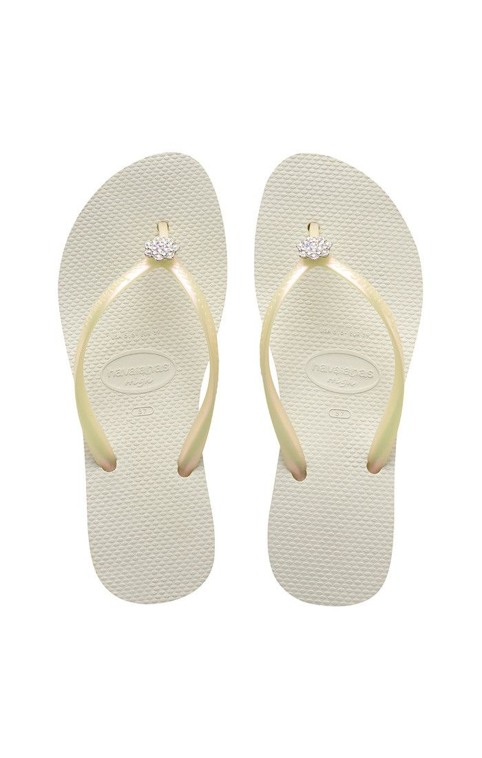 98de32c1558c4f Havaianas High Fashion Poem Sandal White