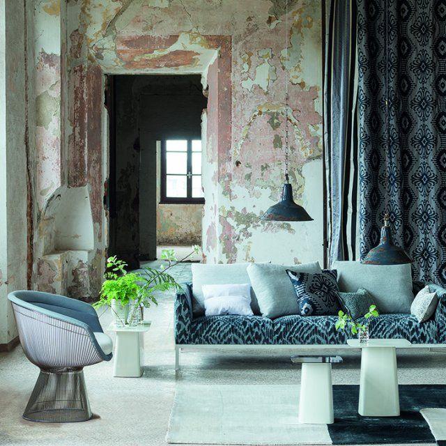 1000 id es sur le th me rideaux voilages sur pinterest - Rideaux design pour salon ...