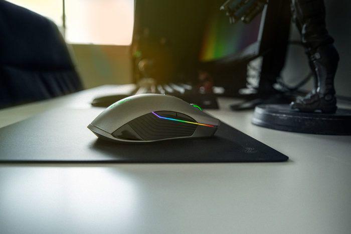 Razer Lancehead Precise Laser Sensor Gaming Mouse