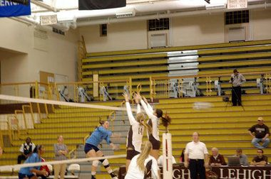 Lehigh volleyball to play rival Lafayette in Patriot League opener