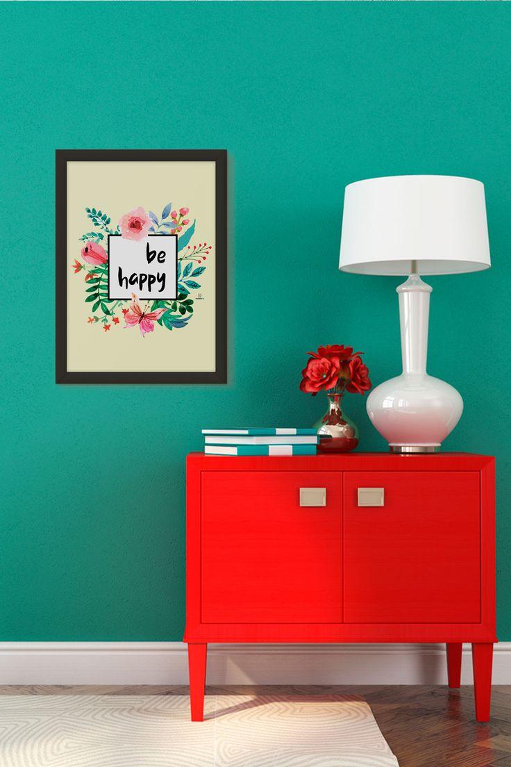Dicas de decoração com quadros.