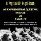 Should+psychological+testing+be+done+on+humans+or+animals?+Should+humans+be+exposed+to+the+traumatic+effects+of+experimentation?+Or+should+animals+...