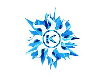 Kudos Ice logo design by Alex Tass