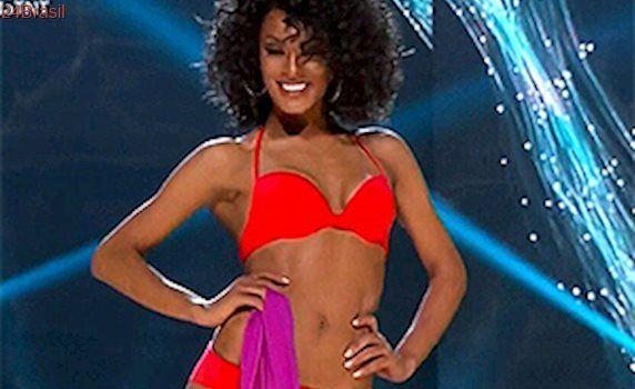 Brasileira Raissa Santana ficou de fora do Top 9 no Miss Universo 2017