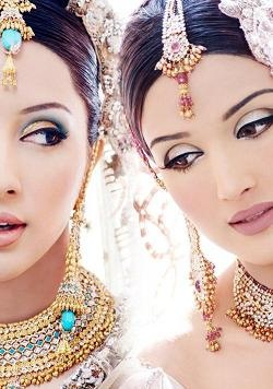 Bridal Makeup Online : Wedding Day makeup-Bridal Beauty Tips perfect - Pakistan ...