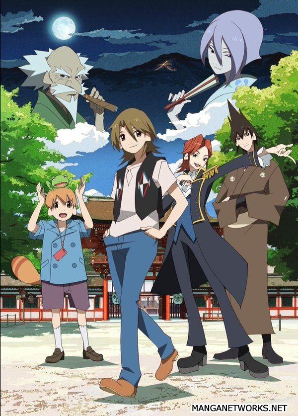 Anime The Eccentric Family 2 sẽ ra mắt vào tháng 4