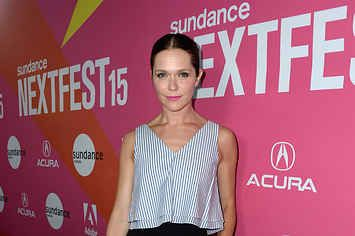"Katie Aselton At The ""Mistress America"" Premiere During Sundance NEXT FEST"