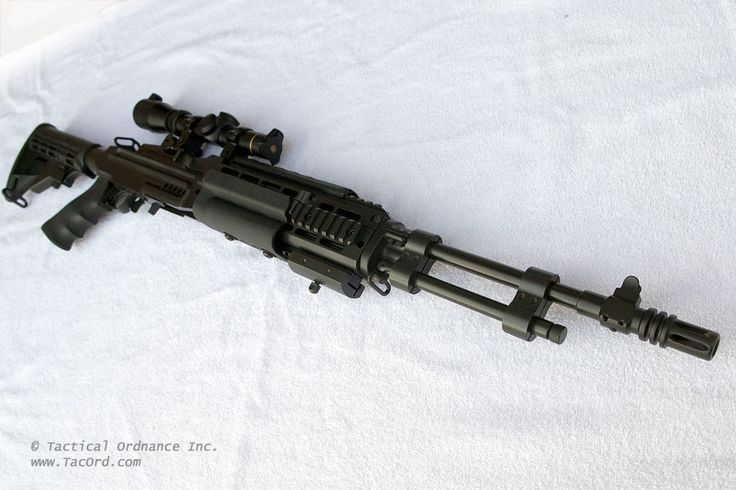 Love the Mini-14.  This has to be the most radical one I have ever seen