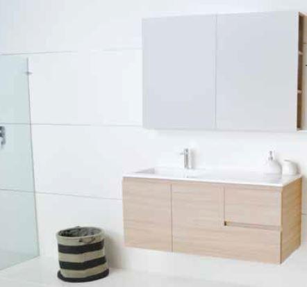 ADP Summer Twin Wall Hung Vanity - Accent Bath