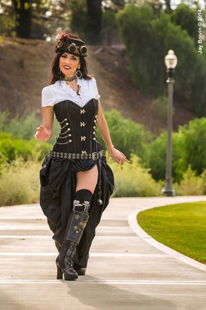 skirt and corset, for sale: here