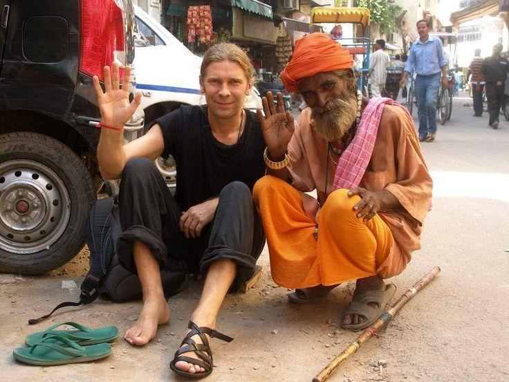 ..w Indiach...KRZYSZTOF ŁOZOWSKI...FINE ART PROFESSIONAL....