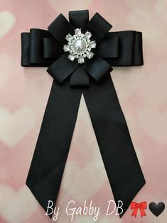 Bow Brooch By Gabby DB