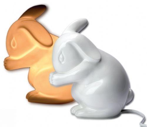 Rabbit nightlight - Buy a Rabbit nightlight from White Rabbit England - Childrens night lights and lamps -