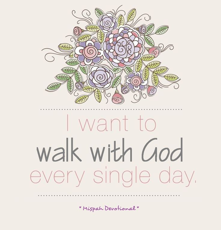 Inspirational Quotes About Walking With God: 73 Best Walking With God Images On Pinterest