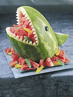 Shark Melon! How to's are found here!