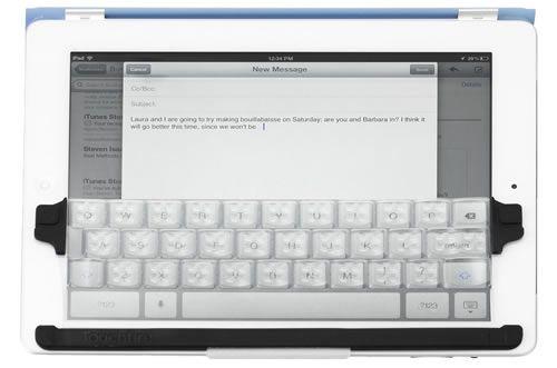 Touchfire Screen-Top Keyboard for iPad $49.99