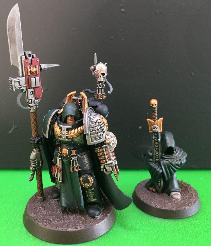 https://flic.kr/p/MkGCfH | Deathwatch Watch Master Issachar