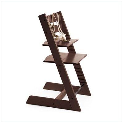 Stokke Classic Tripp Trapp Wood High Chair
