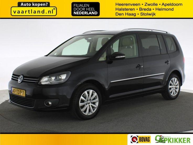 Volkswagen Touran  Description: Volkswagen Touran (J) 1.2 TSI Highline 7-pers [ xenon navi trekhaak climate cruise ]  Price: 180.28  Meer informatie