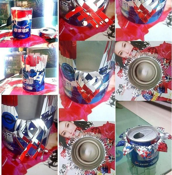 1000 Images About Soda Can Crafts On Pinterest Sodas