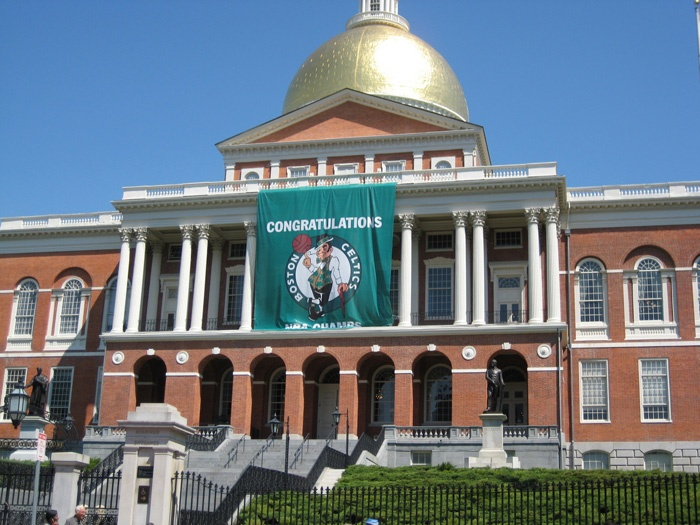 Boston Celtics 2008 World Champions (With images) Boston