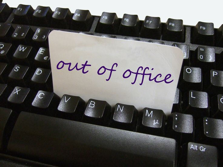 Well-liked 25 best Out of Office images on Pinterest | Out of office message  PE61