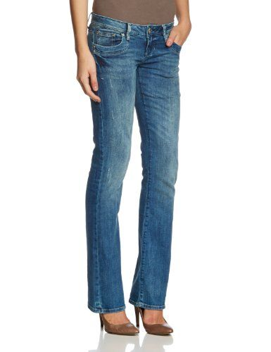 cool LTB Jeans Damen Boot-Cut Jeans Valerie, Gr. 32/34, Blau (Whisper Wash 2492) Check more at https://designermode.ml/shop/77028031-bekleidung/ltb-jeans-damen-boot-cut-jeans-valerie-gr-3234-blau-whisper-wash-2492/