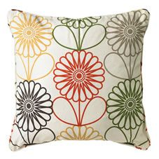 Wilko Floral Cushion