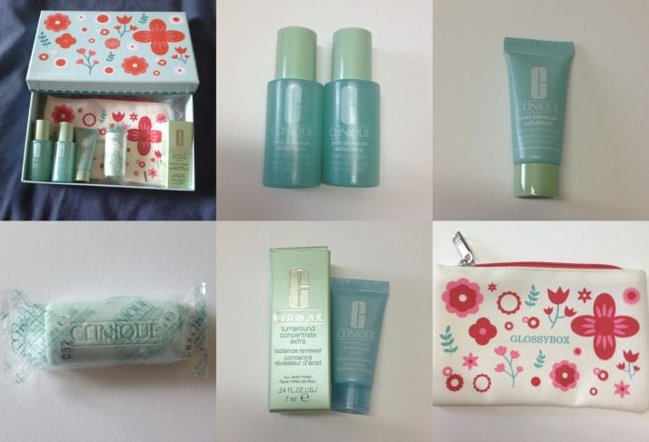 Clinique glossybox