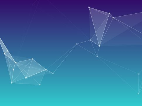 Polygonal Particles Background With jQuery And Canvas