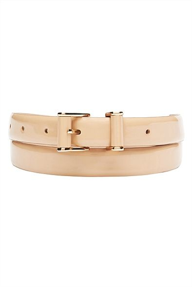 Reese Belt - from Witchery Fashion