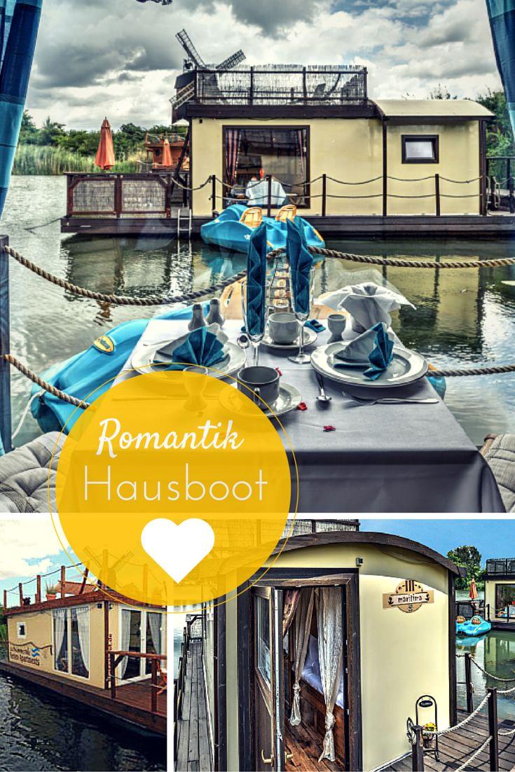 In diesem schwimmenden Hotel erlebt ihr einen ausgefallenen Romantikurlaub in Sachsen-Anhalt bei Magdeburg. Geschlafen wird auf einem voll ausgestatteten Hausboot, das vor eurer Ankunft liebevoll mit Rosenblättern dekoriert wird. 2 Personen zahlen für 1 Nacht mit Frühstück 99€ - kann man auch als Gutschein verschenken >> http://www.reiseuhu.de/?p=8373 #Hausboot #Romantikurlaub #Kurzurlaub