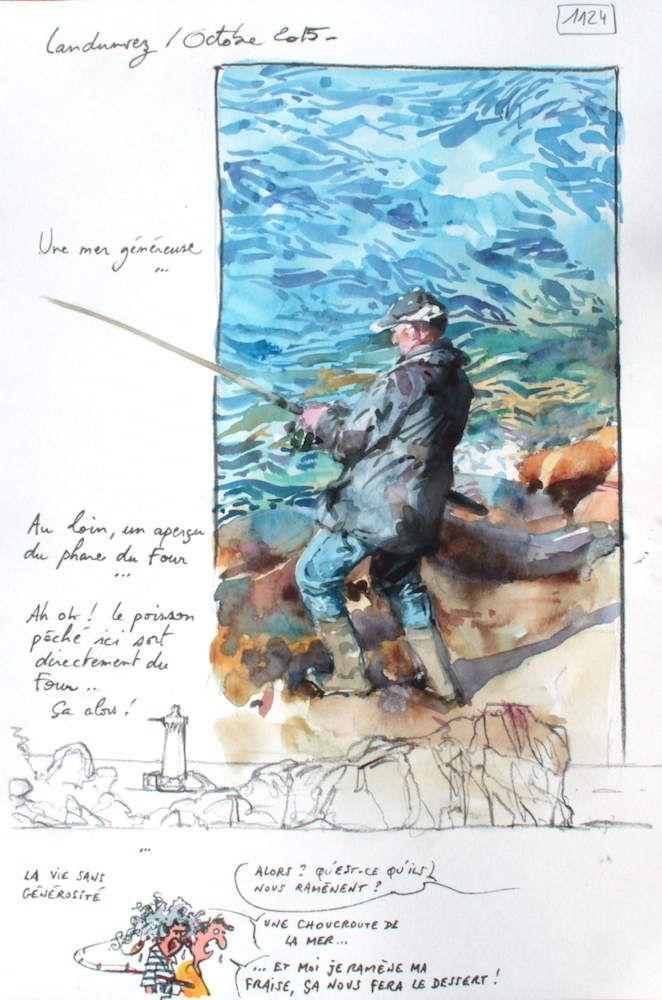 Une Bretagne par les contours / Landunvez