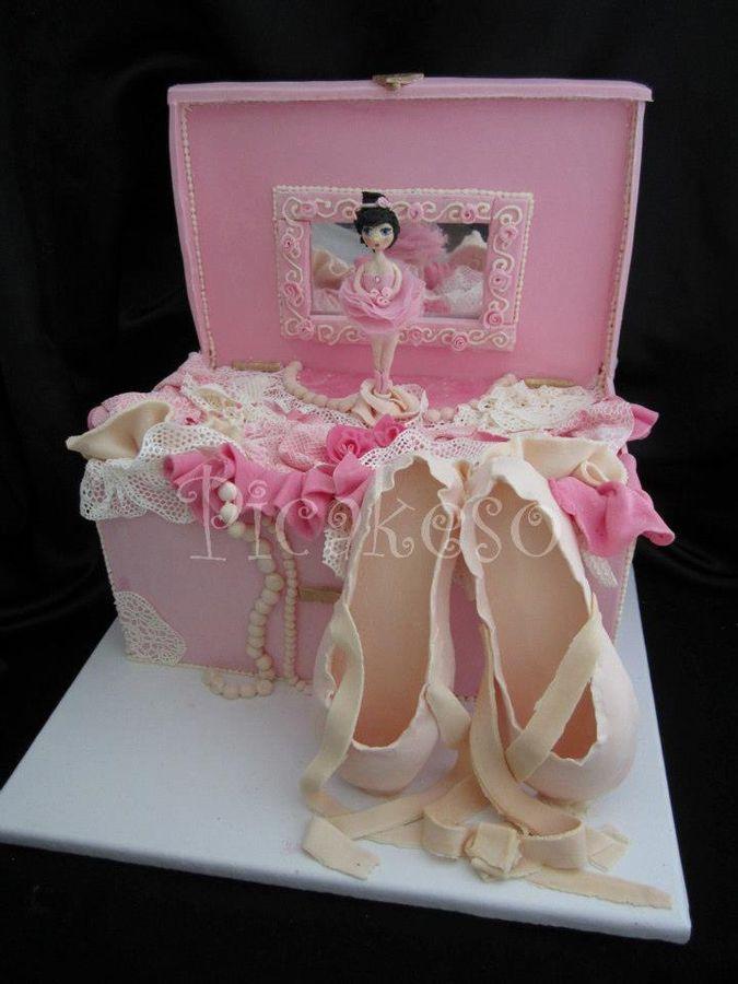 Birthday Cake for the little girl in me!