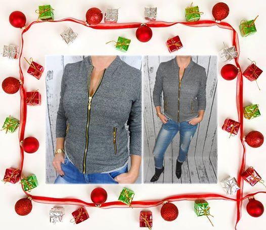 Dzisiaj fantastyczna propozycja na nadchodzące Mikołajki i Boże Narodzenie. http://allegro.pl/era-mody-nowoczesna-bluza-dresowa-zlote-zamki-36-s-i4839553400.html Nowoczesna bluza dresowa ze złotymi zameczkami to piękne połączenie luzu i elegancji. Świetna propozycja na chłodne dni!    http://allegro.pl/era-mody-nowoczesna-bluza-dresowa-zlote-zamki-36-s-i4839553400.html