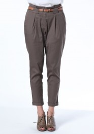 Other non-denim ideas like a trouser pant.