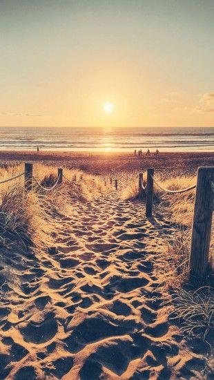 Ian Rushton Piha Sunset - theiphonewalls.com