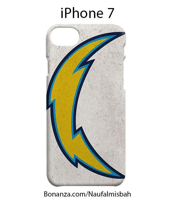 San Diego Chargers Inspired iPhone 7 Case Cover