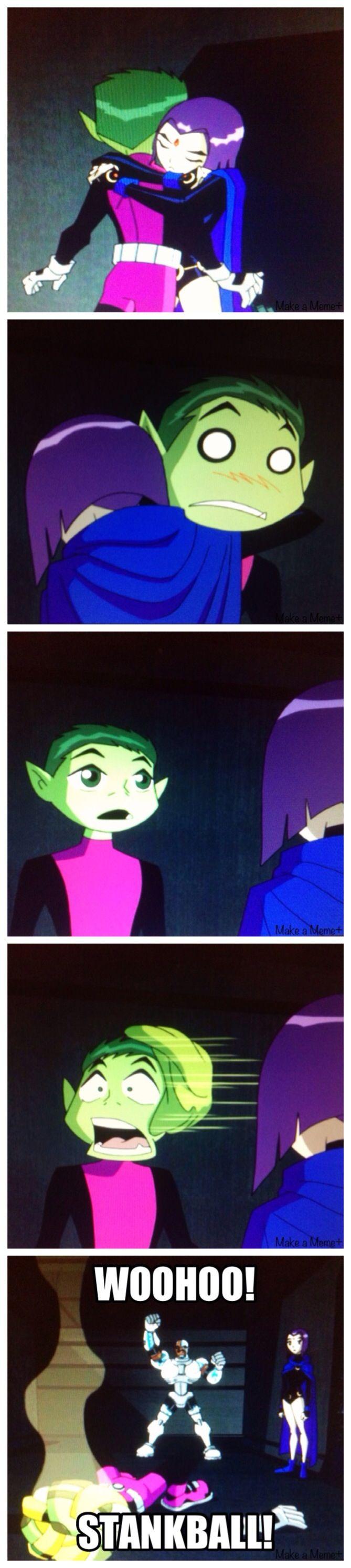 Teen Titans Funny 79