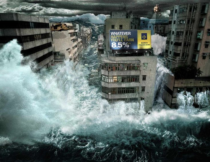 Banco Financiero: Flood