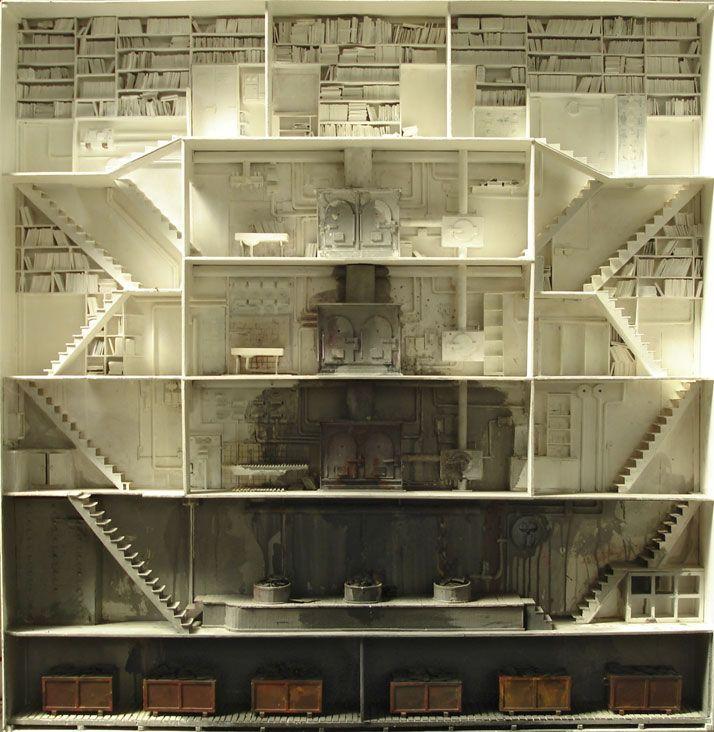 Marc Giai-Miniet- Diorama