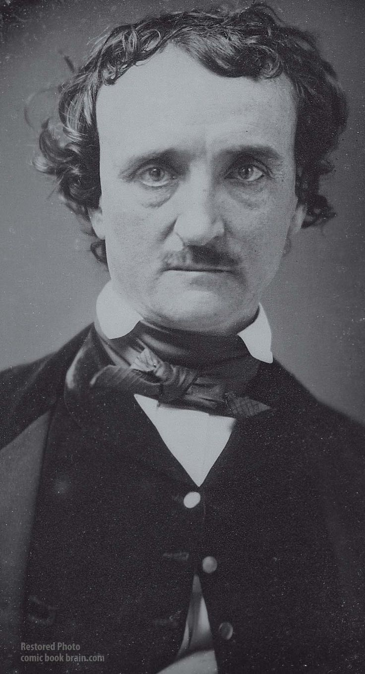 Edgar Allan Poe -- Born Jan 19, 1809 - died Oct 7, 1849 -- A Timeline of Poe's Life - Edgar Allan Poe