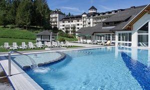 Groupon - Steiermark: 3-8 Tage für 2 Pers. mit HP, SPA-Gutschein opt. Silvester-/Weihnachtsgala, im 5* Romantik Schloss Pichlarn in Gatschen. Groupon Angebotspreis: 399€