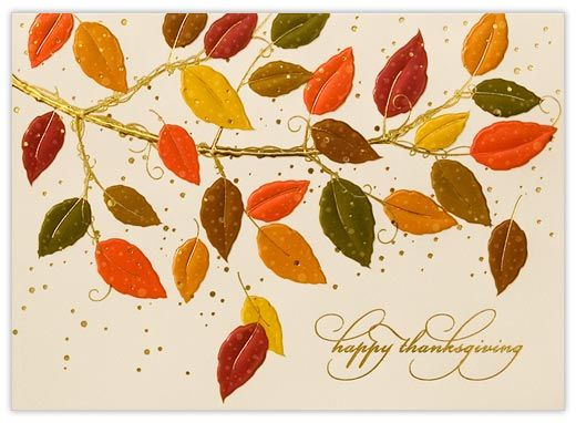 18 best business Thanksgiving cards images on Pinterest Business