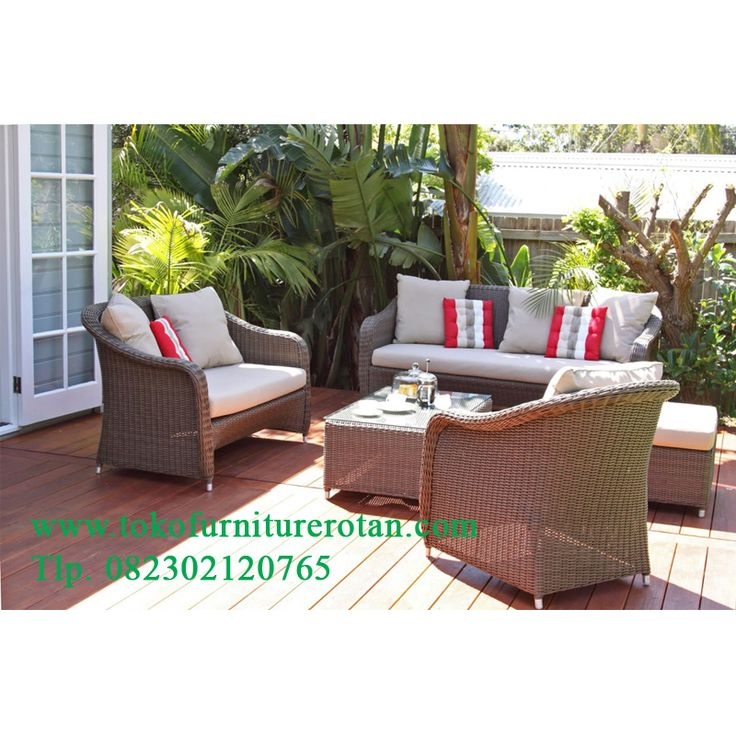 Aneka Kursi Tamu Rotan Contoh Kursi Tamu Rotan Daftar Harga Kursi Tamu Rotan D Wicker Patio Furniture Sets Outdoor Furniture Cushions Wicker Patio Furniture