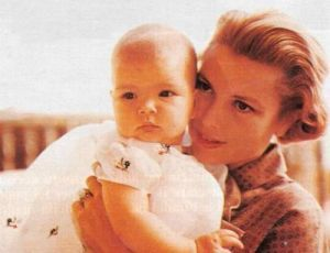 Pictures of royal babies - Prince Albert of Monaco as a baby.jpg. [Contd..He spent the summer of 1979 touring Europe and the Middle East with the Amherst Glee Club and graduated in 1981 with a Bachelor of Arts degree in political science. Albert also undertook an exchange program with the University of Bristol, at the Alfred Marshall School of Economics and Management in 1979.]