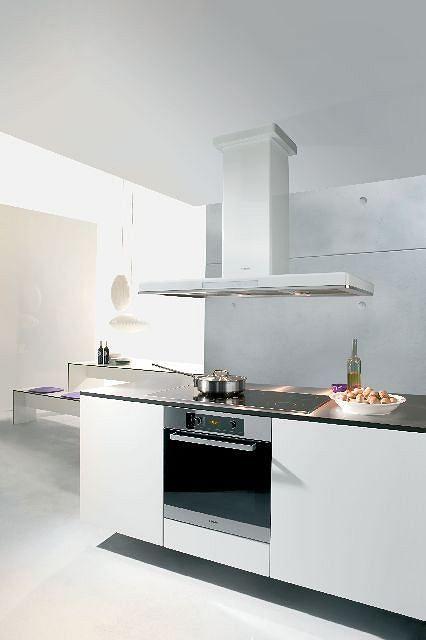 Zdjęcie numer 8 w galerii - Okap nad wyspą kuchenną